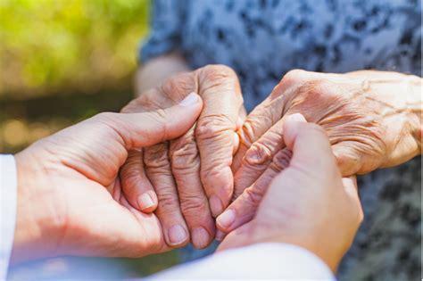 Alzheimer Twee paar handen